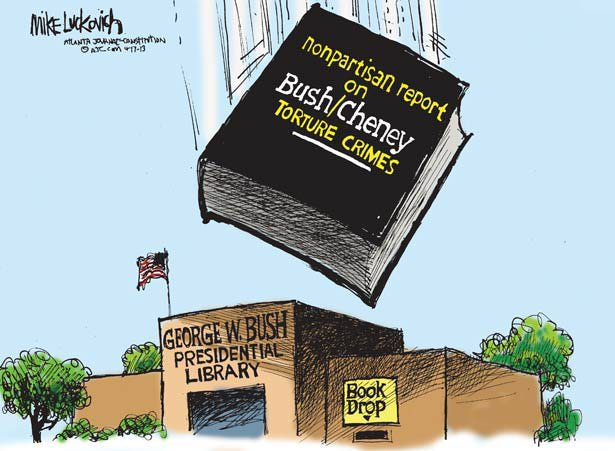 Bush-Library-Book-Deposit