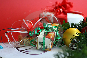 Free Stock Image - Christmas Presents