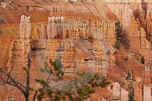 Free Stock Photo - Amphitheater - Bryce Canyon