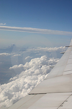 Stock Images: View From A Plane Picture. Image: 20234