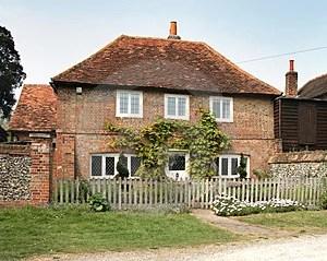 Free Stock Image - English Village House