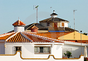 Free Stock Image - Spanish villa