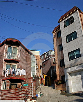 Stock Photography - Apartments
