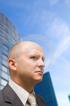 Stock Image - CEO