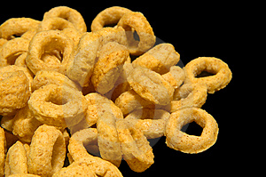 Stock Photography: Modern Corn Flakes Picture. Image: 54792