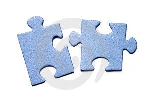 Free Stock Photo - Puzzle pieces