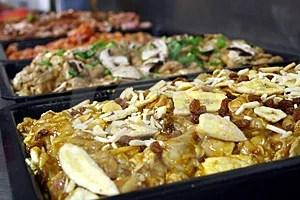 Stock Image - Chicken mixtures 3