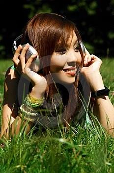 Stock Photography - Meadows Girl