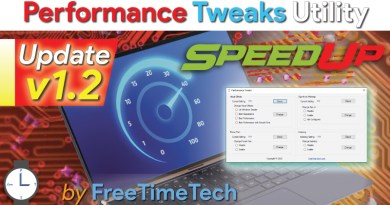 Performance Tweaks v1.2 by FTT UPDATE