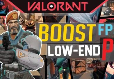VALORANT Boost FPS – Resolution Scaler