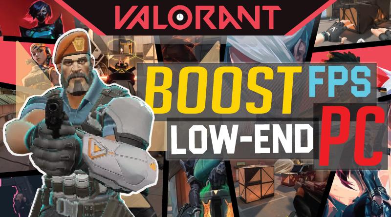 VALORANT Boost FPS – Resolution Scale Change / Adjust