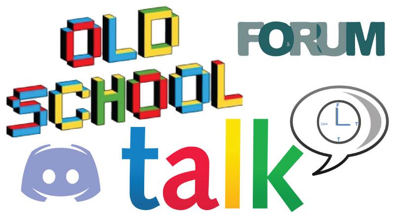 Old School Talk
