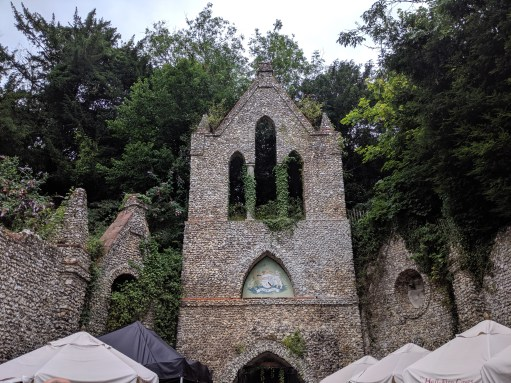 Hellfire Caves Review | West Wycombe | Buckinghamshire | Cheap family days out