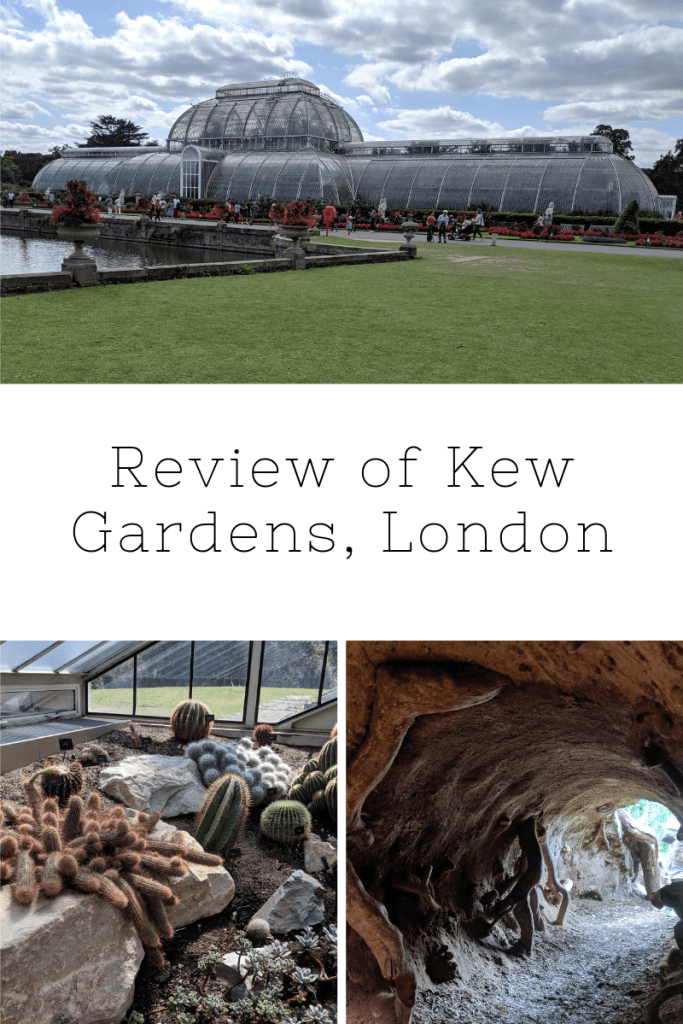 Kew Gardens Review | Free Time with the Kids