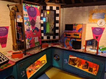 Roald Dahl Childrens Gallery Review | Bucks County Museum | Aylesbury | Buckinghamshire | Free Time with the Kids