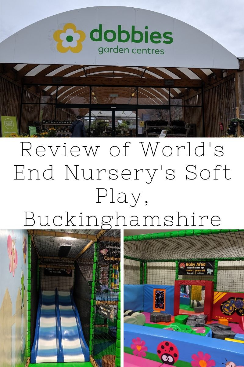 World's End Soft Play Review | Dobbies Garden Centre | Free Time with the Kids