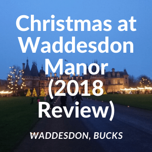 Christmas at Waddesdon Manor | Free Time with the Kids