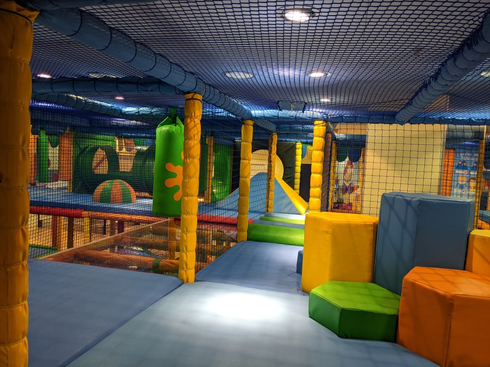 Stay and Play Aylesbury Review | Free Time with the Kids