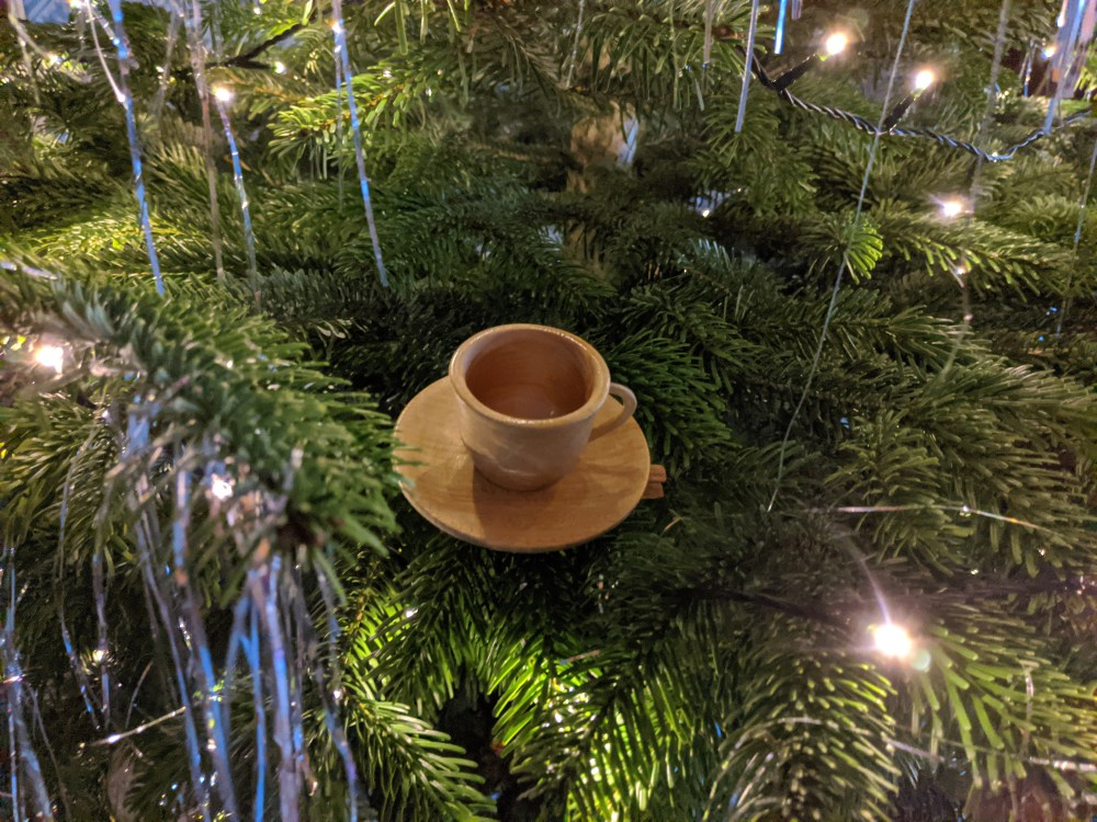 National Trust Christmas Trees | Free Time with the Kids
