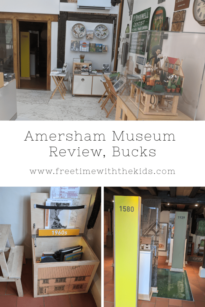 Amersham Museum Review | Buckinghamshire | Mini Museum | Review by Free Time with the Kids
