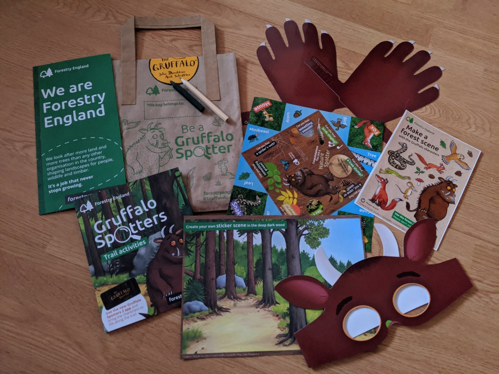 Gruffalo Trail | Forestry England | Free Time with the Kids
