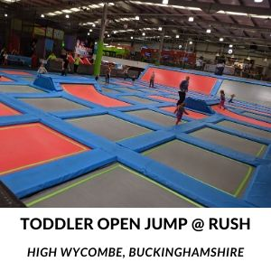 Baby, Toddler and pre-school activities in Buckinghamshire | Free Time with the Kids