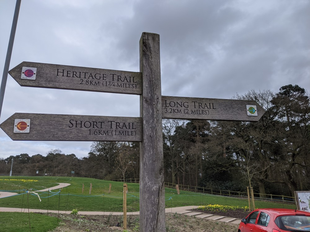 Amphtill Great Park Review | Bedfordshire | Free Time with the Kids