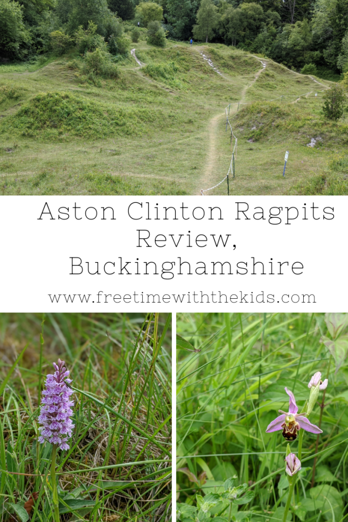Aston Clinton Ragpits review, Buckinghamshire | Free family days out | Free Time with the Kids