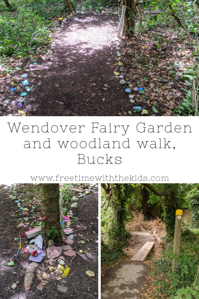 Wendover Fairy Garden | Free Time with the Kids
