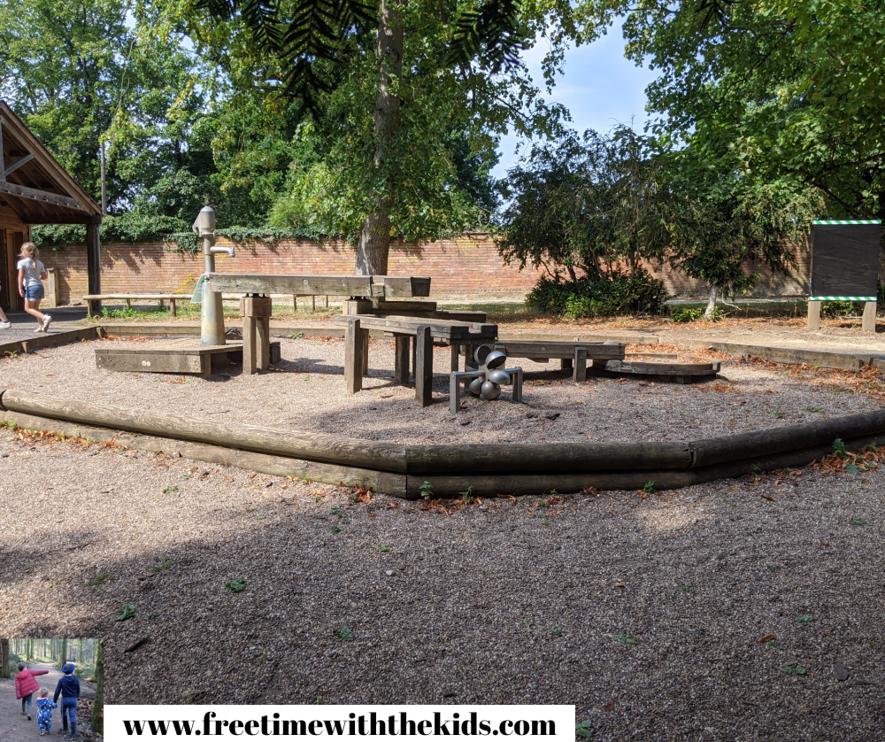 Belton House Review | Adventure Playground | National Trust property | Review by Free Time with the Kids