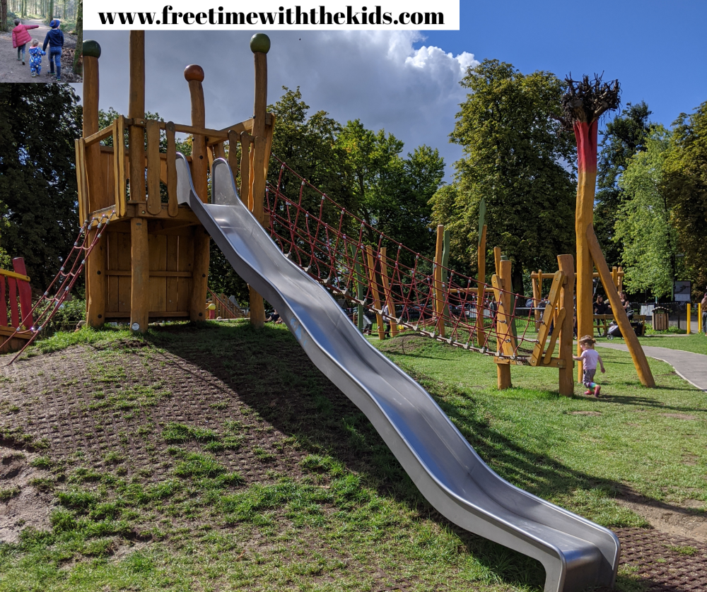 Leavesden Country Park Review | Abbots Langley playgrounds | Review by Free Time with the Kids | Free things to do in Hertfordshire
