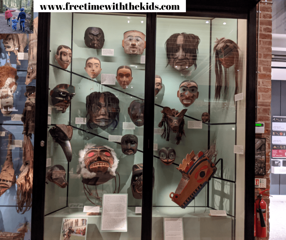 Pitt Rivers Museum Review, Oxford, Oxfordshire | Review by Free Time with the Kids | Free family days out