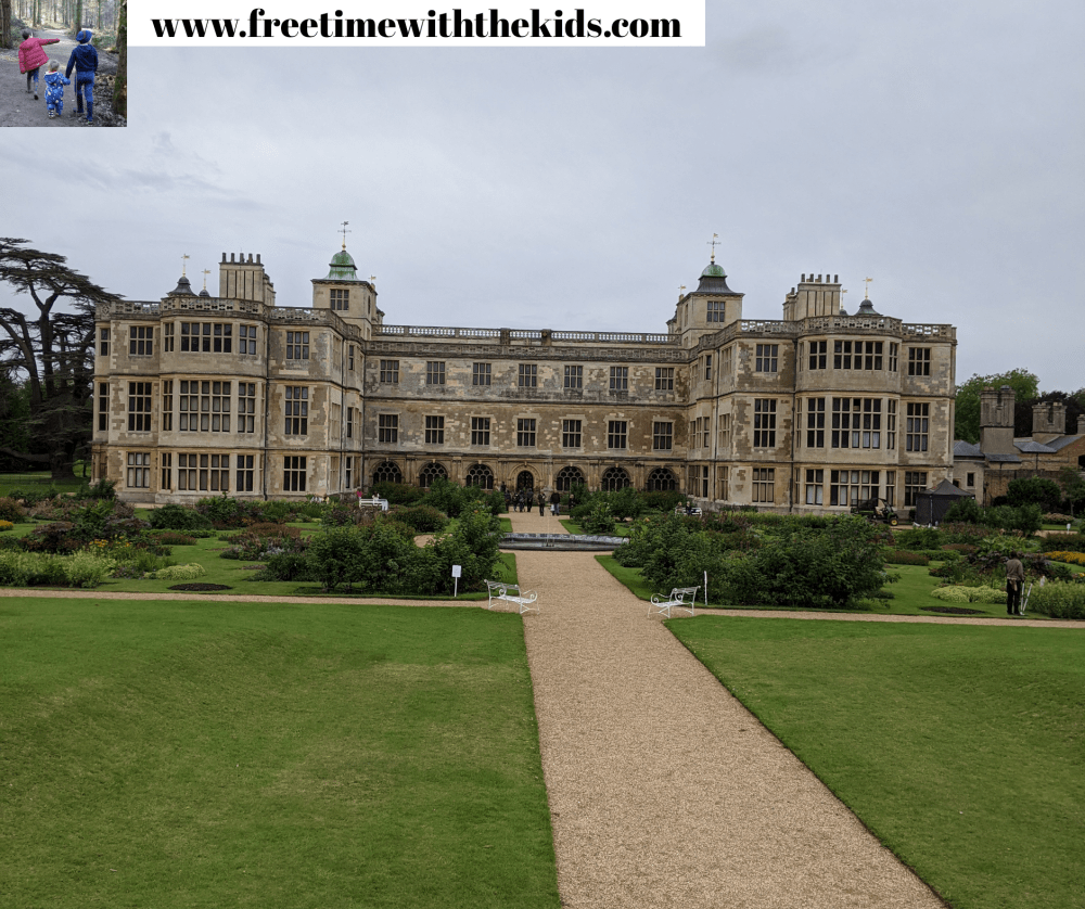 Audley End Review, Saffron Waldon, Essex | Free Time with the Kids | English Heritage family days out