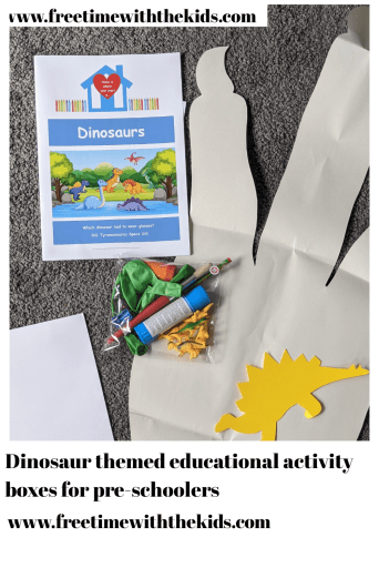Children's EYFS craft activity ideas | Free Time with the Kids