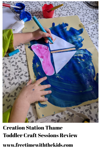 Toddler activities | Free Time with the Kids