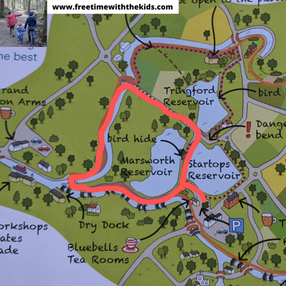 Tring Reservoirs and Grand Union Canal Walk, Hertfordshire | Free Time with the Kids | Free things to do with the kids