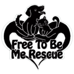 Free To Be Me Rescue Logo