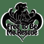 Free To Be Me Rescue Logo