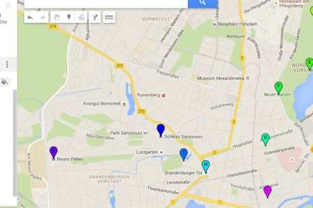 potsdam sightseeing map » [HD Images] Wallpaper For Downloads | Easy ...