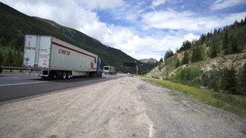 Interstate 80! Colorado! Interstate Sound Effects