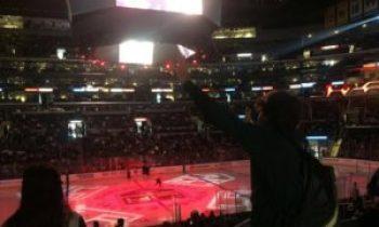 LA Kings Ice Hockey Stadium