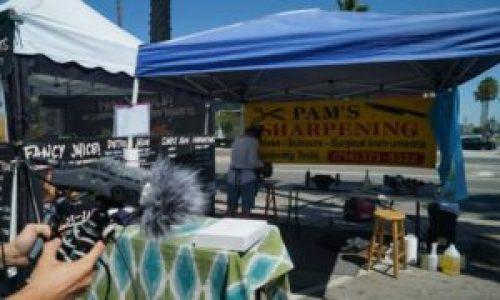 South East Farmers Market Long Beach