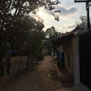 Street 12 Siem Reap