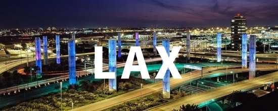 LAX AIRPORT SOUND EFFECTS