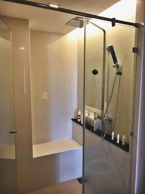 shower sounds