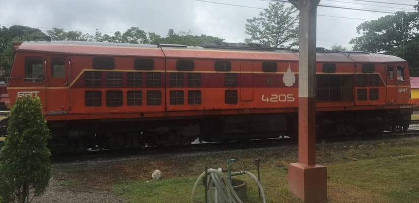 Locomotive Sound Effects
