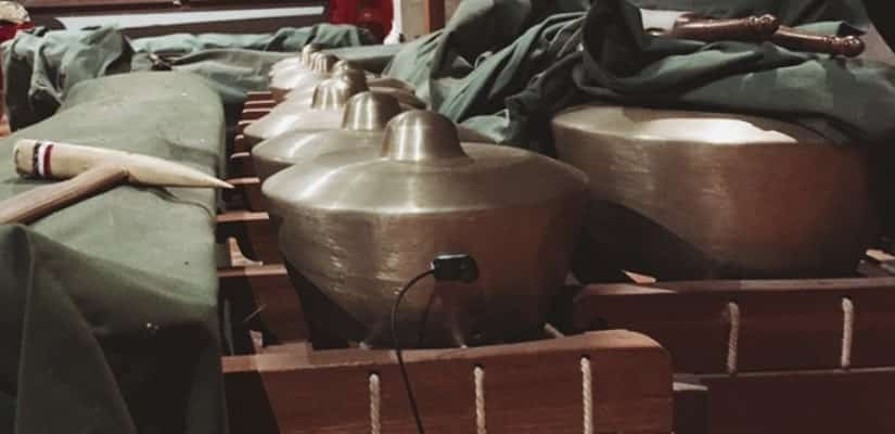 Royalty Free Music & Instrument Sound Effects-Balinese Gamelan