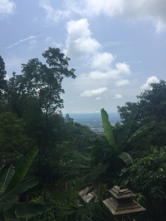 Chiang Mai from a distance