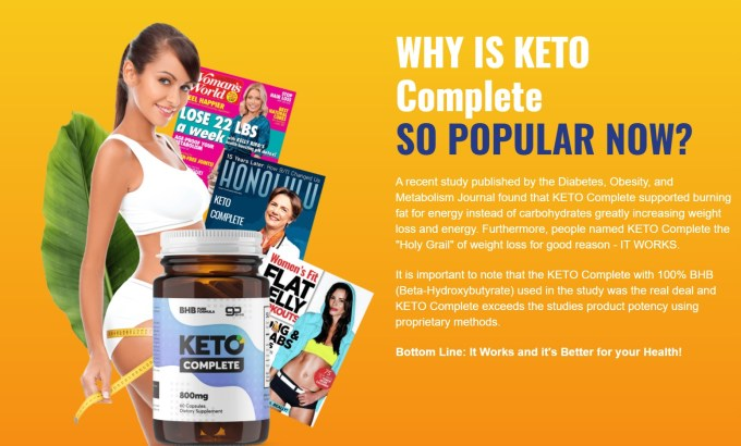 Keto Complete Introduction