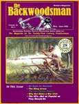 Backwoodsman magazine